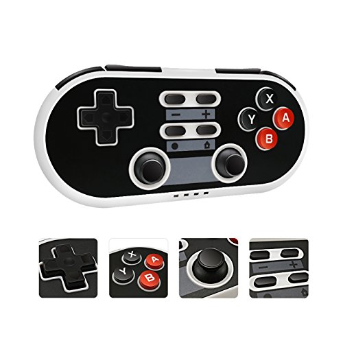 Switch Controller for Nintendo Switch RRISCI [Classical Edition] Double Vibration Motors 6-Axis Gamepad Joystick Support PC/Android/PS3 by RRISCI