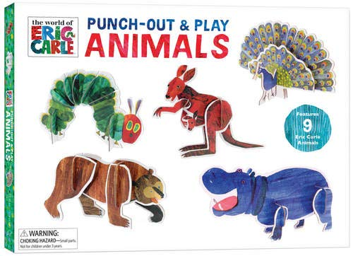 The World of Eric Carle(TM) Punch-Out & Play Animals