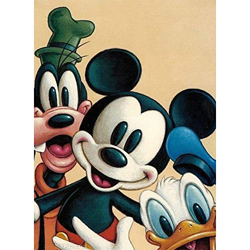 Best 5d diamond painting disney mickey list