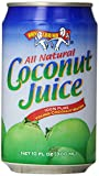 Amy & Brian Coconut Water is never from concentrate, non-GMO, and brought to you from the freshest young coconuts in Thailand for a naturally sweet taste. Family owned and operated since 2001, we make it our goal to bring you the highest ...