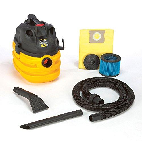 Shop-Vac 5872810 Heavy-Duty Portable Wet/Dry Vacuum, 5gal Ca