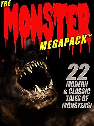 book cover of The Monster MEGAPACK TM