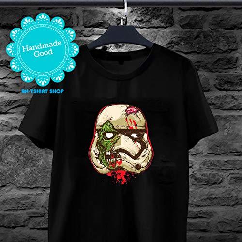 Halloween Zombie - The Undead Stormtrooper Walker Zombie T -shirt for men and women -