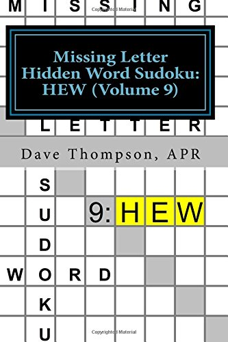 amazon missing letter hidden word sudoku hew mingling words with