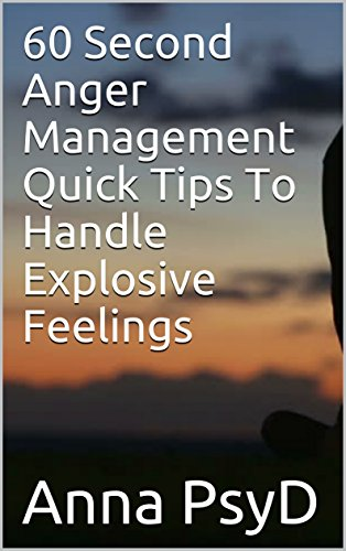 60 Second Anger Management Quick Tips To Handle Explosive Feelings