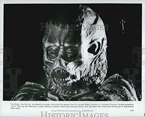 "1983 The papers Photo ""Krull"" Ken Marshall, David Battley, Alun Armstron - DFPG90067"