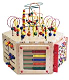 Anatex Six-Sided Play Cube, Baby & Kids Zone