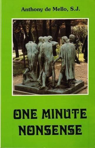 One Minute Nonsense by Anthony De Mello - Mall Mello