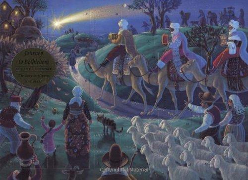 Journey to Bethlehem Advent Calendar