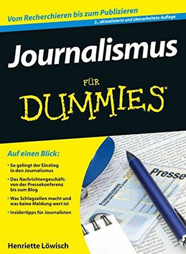 journalismus-fr-dummies