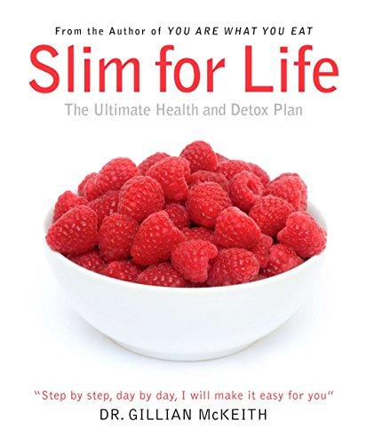 Healthy Food Bingo - Slim for Life: The Ultimate Health and Detox Plan