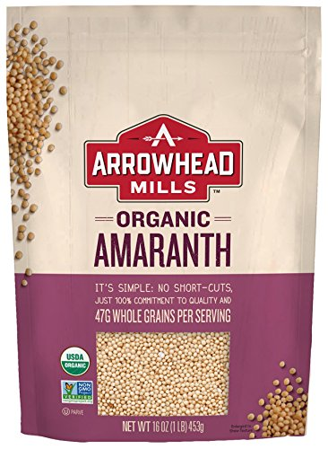 (Arrowhead Mills Organic Amaranth, 16 oz. Bag)