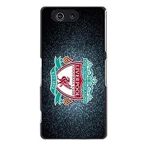 Special Design Liverpool Futbol Club Phone Case Cover for Sony Xperia Z3 Compact / Z3 MiniLiverpool FC Stylish Design
