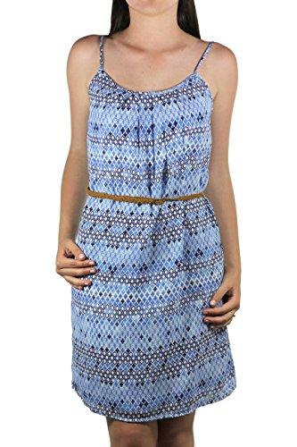 Only - Vestido - para mujer Azul