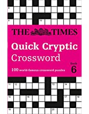 The Times Quick Cryptic Crossword Book 6: 100 world-famous crossword puzzles