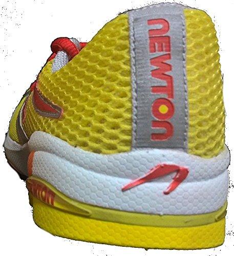 Newton Afstand Neutraal Racer Hardloopschoenen Groen / Geel / Rood, Us Maat 5, Eu Schoenmaat: Eur 36