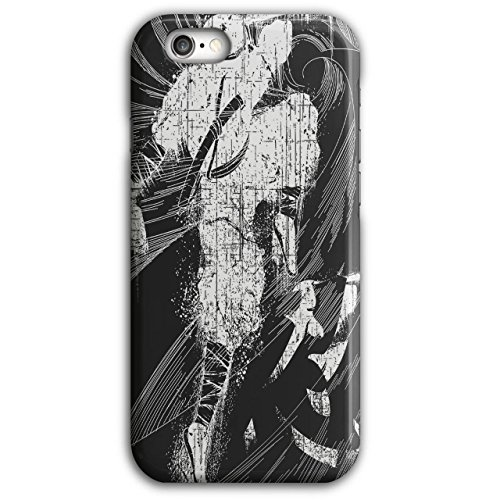 [Asian Ninja Warrior Battle Kick NEW Black 3D iPhone 6 Plus / 6S Plus Case | Wellcoda] (3 Ninjas Kick Back Costume)