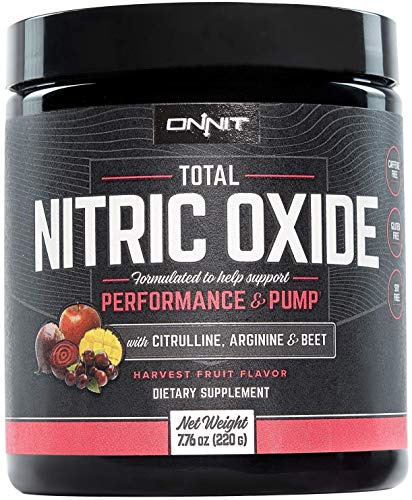 ONNIT Total Nitric Oxide Citrulline