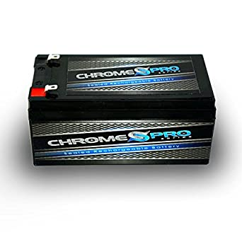 2.8 Lbs Chrome Battery 12V 3.5AH SLA Battery T1 Terminals Rechargeable