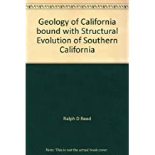 Geology of California bound with Structural Evolution of Southern California
