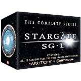 Stargate SG-1 - The Complete Series (incl. The Ark of Truth & Continuum) [61 DVDs] [UK-Import]