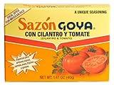 Goya Sazon with Cilantro & Tomato - 1.41 oz.