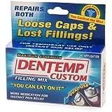 Dentemp Maximum Strength Temporary Filling Mix 1 ea