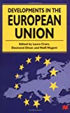 img - for Developments in the European Union (Developments in Politics) book / textbook / text book