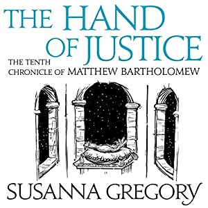 The Hand of Justice Audiobook