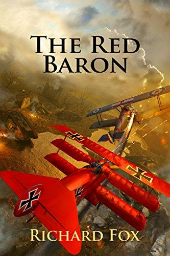 (The Red Baron: A World War I Novel )