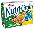 Kellogg's Nutri-Grain Cereal Bars (Apple Cinnamon Big Pack, 16-Count Boxes, Pack of 3)