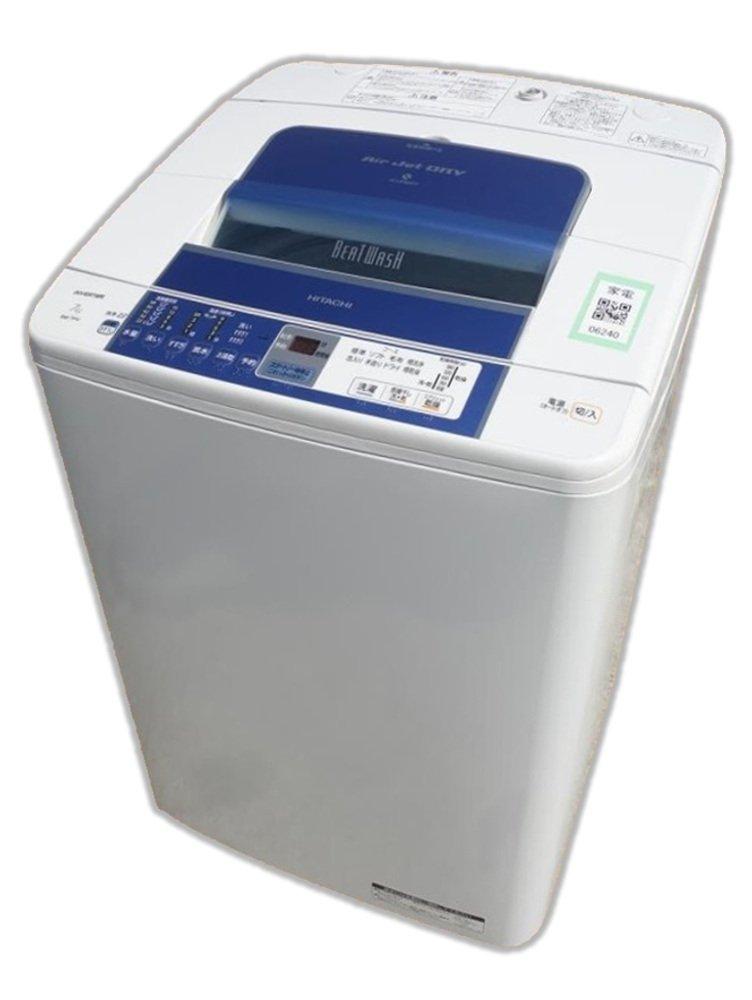 日立 全自動洗濯機 ビートウォッシュ BW-7PV-A ブルー 洗濯脱水 7.0kg   B0087NSJVE