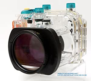 Macroset - lente + 5dpt con adaptador para los siguientes Canon carcasa sumergible: WP-DC28, WP-DC34, WP-DC48 incluye libro en la 24,99 EUR!
