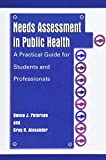 Needs Assessment in Public Health 2001st Edition