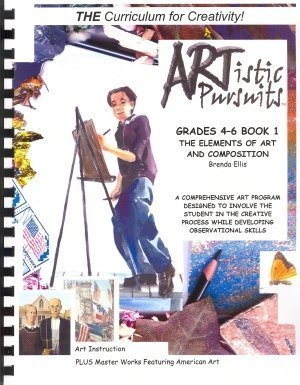 Artistic Pursuits, Book 1: The Elements of Art and Composition (grades 4-6)