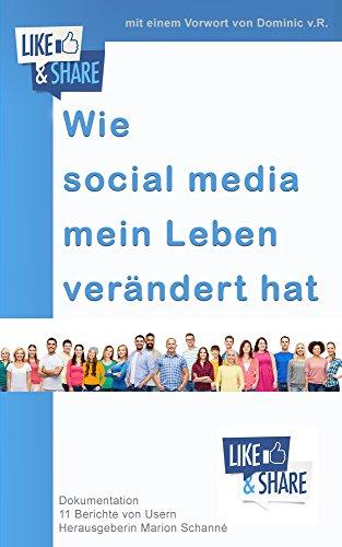 Amazoncom Wie Social Media Mein Leben Verändert Hat 11