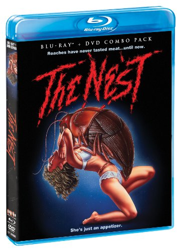 DVD : The Nest (With DVD, 2 Disc)
