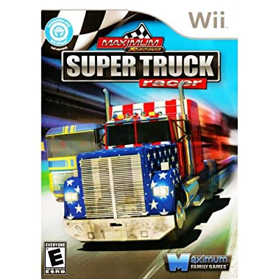 Maximum Racing: Super Truck Racer (Wii)