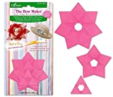 Clover Bow Maker Pack of 3 - Medium Size Good Crafted Handmade Gift and DIY Ideas