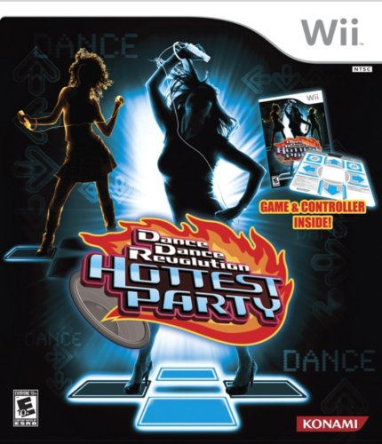 (Dance Dance Revolution Hottest Party Bundle - Nintendo Wii)