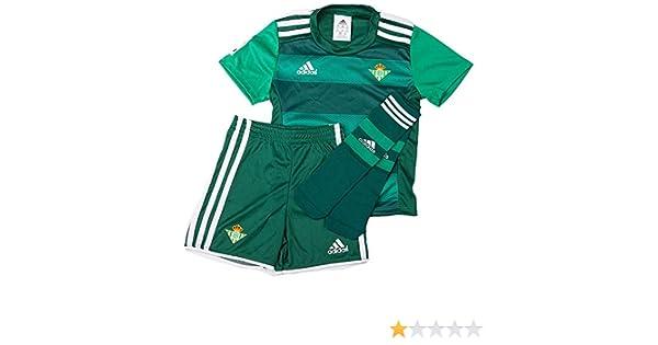adidas Minikit Conjunto Real Betis Balompie 2015-2016, Unisex ...