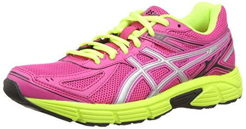 Yellow Running Women's Pink Hot Patriot 7 Silver Flash Shoes Asics wtOBfzqO
