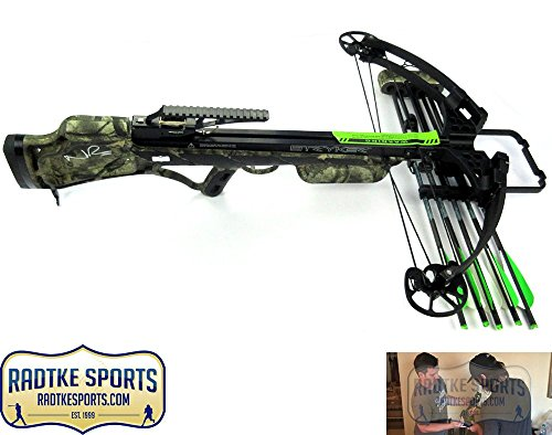 Norman Reedus Autographed/Signed Stryker Strykezone Full Size Crossbow - The Walking Dead