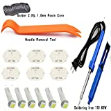 GM Instrument Cluster Gauge/Speedometer Motor Repair Kits by HPYP - X27 168 (6* Stepper Motor+Solder Sucker+Soldering iron+wire ) Fits All 03-06 Chevy Silverados, Tahoes, Yukons, Suburbans Ect
