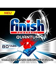 Finish Quantum Ultimate Sparpack Spülmaschinentabs, Regular, 80 Tabs