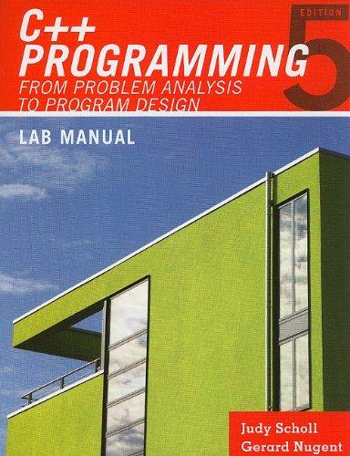 C++ Lab - 4