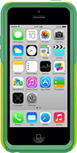 OtterBox Commuter Series Case for iPhone 5c - Retail Packaging - Green/Green