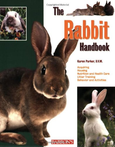 The Rabbit Handbook (Barron's Pet Handbooks) for sale  Delivered anywhere in USA