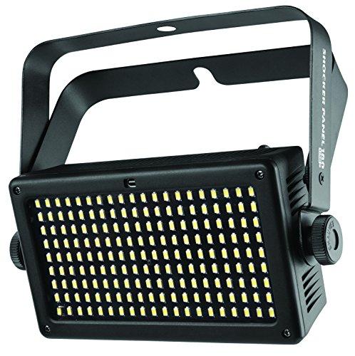 CHAUVET DJ Shocker Panel 180 USB High-Power LED Strobe Light w/D-Fi ()