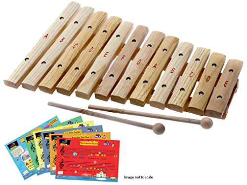 DLuca-12-Notes-Wood-Xylophone-with-Music-Cards